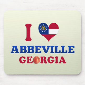 Amo Abbeville, Georgia Tapetes De Raton
