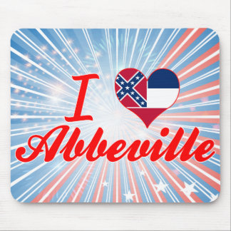 Amo Abbeville, Mississippi Mouse Pad