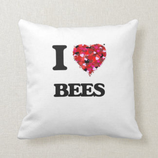 Amo abejas cojín