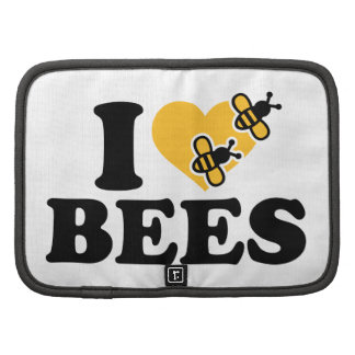 Amo abejas planificador