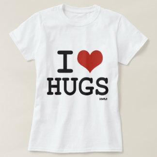 Amo abrazos playera