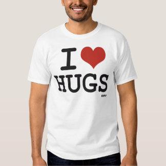 Amo abrazos poleras