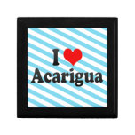 Amo Acarigua, Venezuela Caja De Joyas
