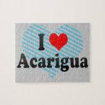 Amo Acarigua, Venezuela Rompecabezas Con Fotos