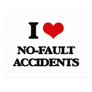 Amo accidentes sin faltas postal
