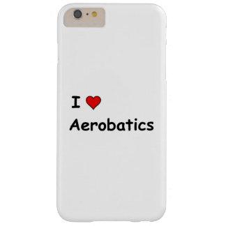 Amo acrobacias aéreas funda barely there iPhone 6 plus