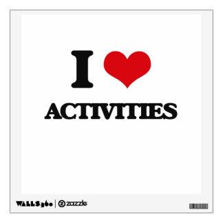 Amo actividades