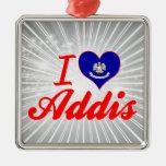 Amo Addis, Luisiana Adorno