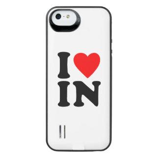 AMO ADENTRO FUNDA POWER GALLERY™ PARA iPhone 5 DE UNCOMMON