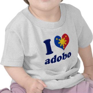 Amo Adobong Pinoy Camiseta