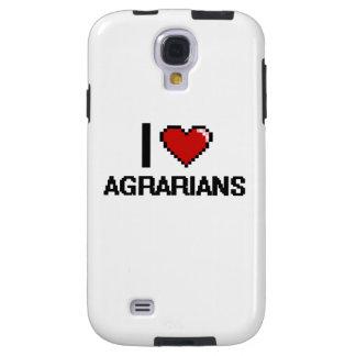 Amo Agrarians Funda Para Galaxy S4