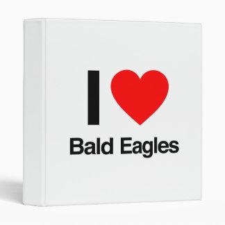 amo águilas calvas