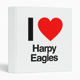 amo águilas de harpy