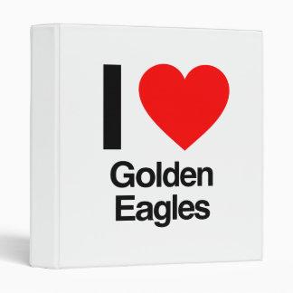 amo águilas de oro