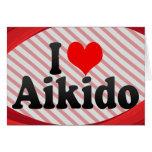 Amo Aikido Felicitacion