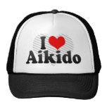 Amo Aikido Gorras De Camionero