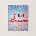 Amo Ainsworth, Iowa Rompecabezas