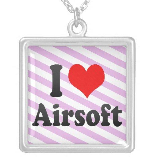 Amo Airsoft Colgante Cuadrado