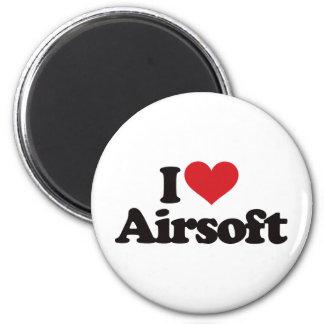 Amo Airsoft Imán Redondo 5 Cm