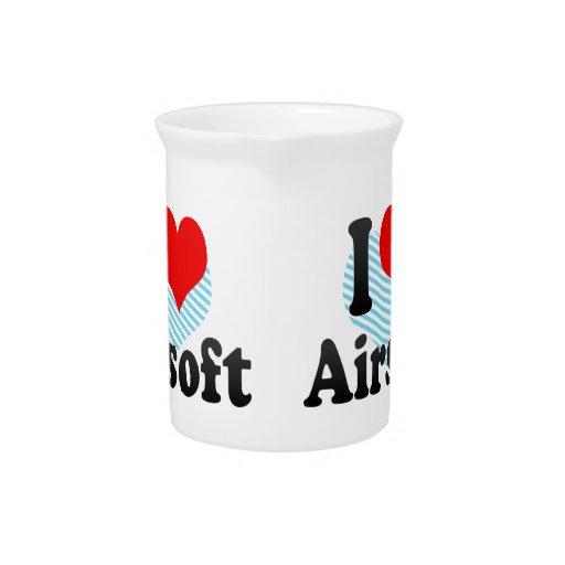 Amo Airsoft Jarra Para Bebida
