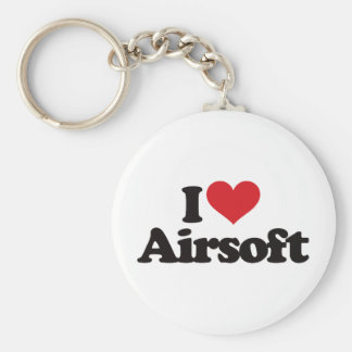 Amo Airsoft Llaveros