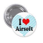 Amo Airsoft Pin Redondo 2,5 Cm