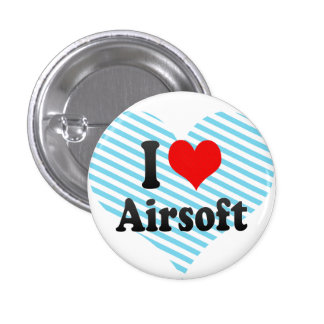 Amo Airsoft Pin Redondo De 1 Pulgada