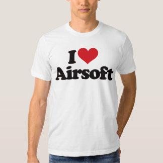 Amo Airsoft Playeras