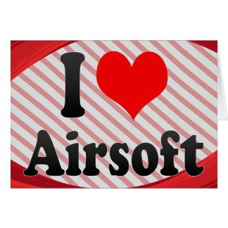 Amo Airsoft Tarjeta Pequeña