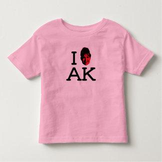 Amo AK - Palin - campanero del niño Remeras