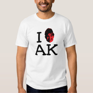 Amo AK - Palin - niño Poleras