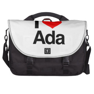 amo al ada bolsas de ordenador