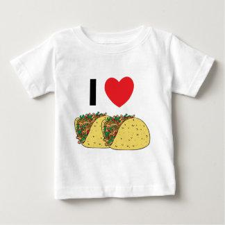 Amo al bebé del Tacos Poleras