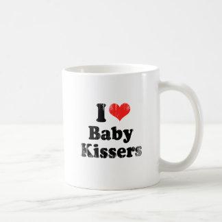AMO al BEBÉ KISSERS.png Tazas De Café