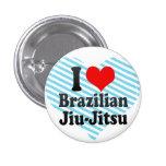 Amo al brasilen@o Jiu-Jitsu Pin