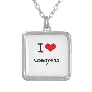 Amo al congreso joyeria