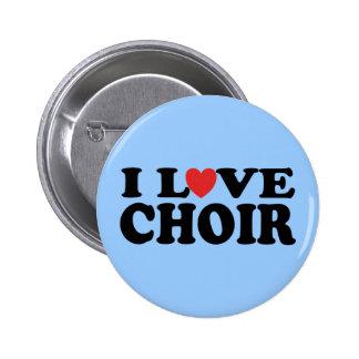 Amo al coro pins