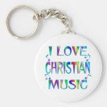 Amo al cristiano llavero