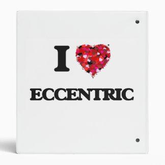 "Amo al EXCÉNTRICO Carpeta 1"""