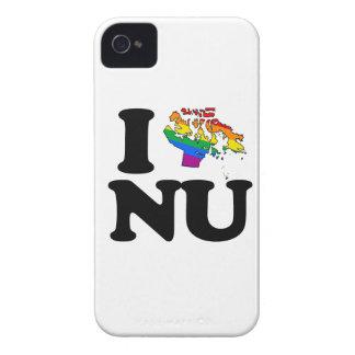 AMO AL GAY NUNAVUT - .PNG iPhone 4 Case-Mate PROTECTORES