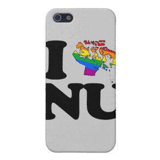 AMO AL GAY NUNAVUT - PNG iPhone 5 FUNDA