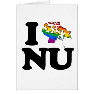 AMO AL GAY NUNAVUT - .PNG TARJETA DE FELICITACIÓN