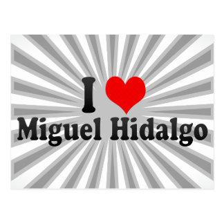 Amo al Hidalgo de Miguel, México Postal