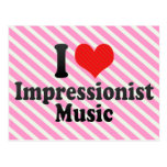 Amo al impresionista+Música Postal