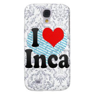 Amo al inca, España. Yo inca de Encanta, España