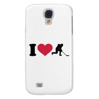 Amo al jugador de hockey