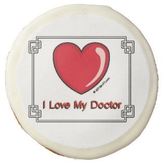 Amo al mi doctor Cookies