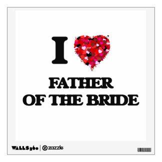 Amo al padre de la novia