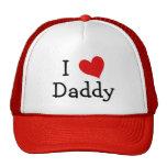Amo al papá gorras de camionero