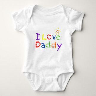 Amo al papá tshirts